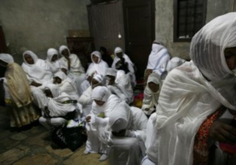 Christliche Äthiopier