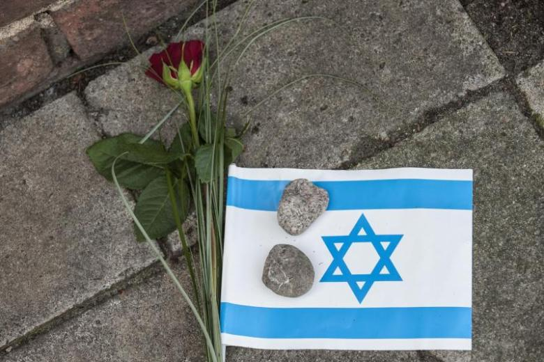 Der tote Israeli