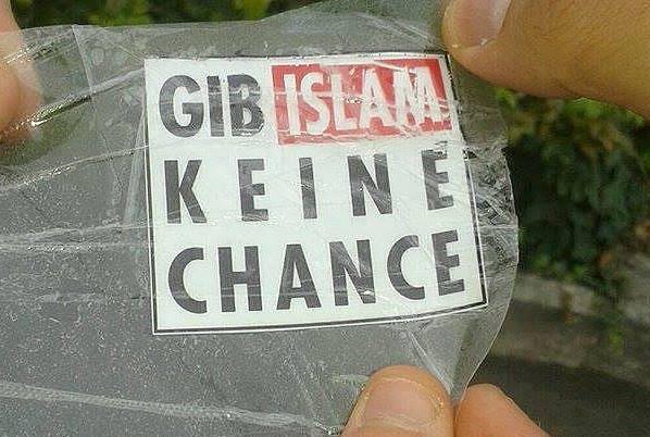 Gib Islam keine Chance
