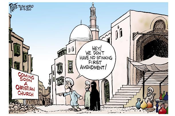Bildergebnis für intolerance Against Christians